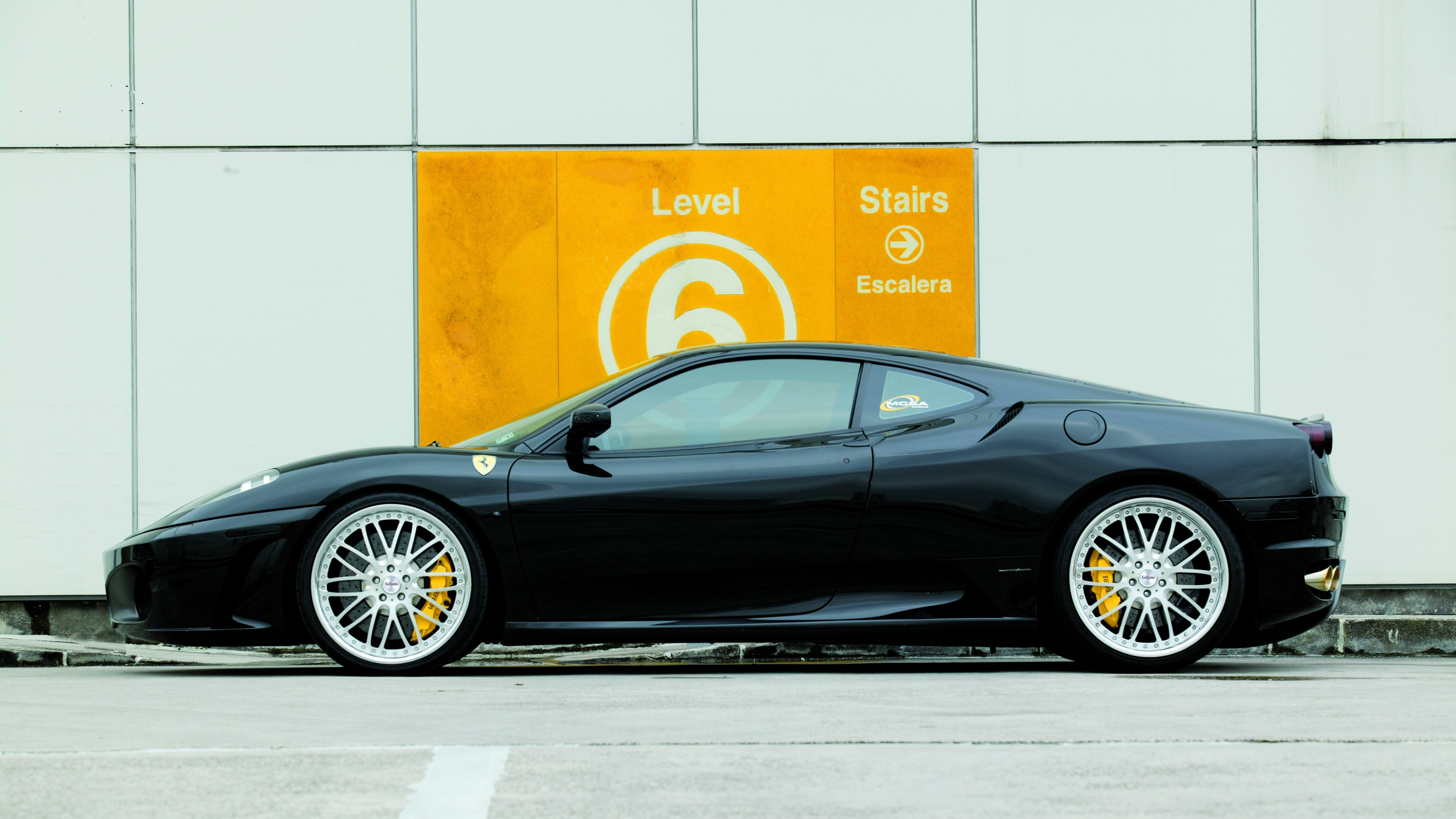 Ferrari F430 Black Wallpapers Images Photos Pictures