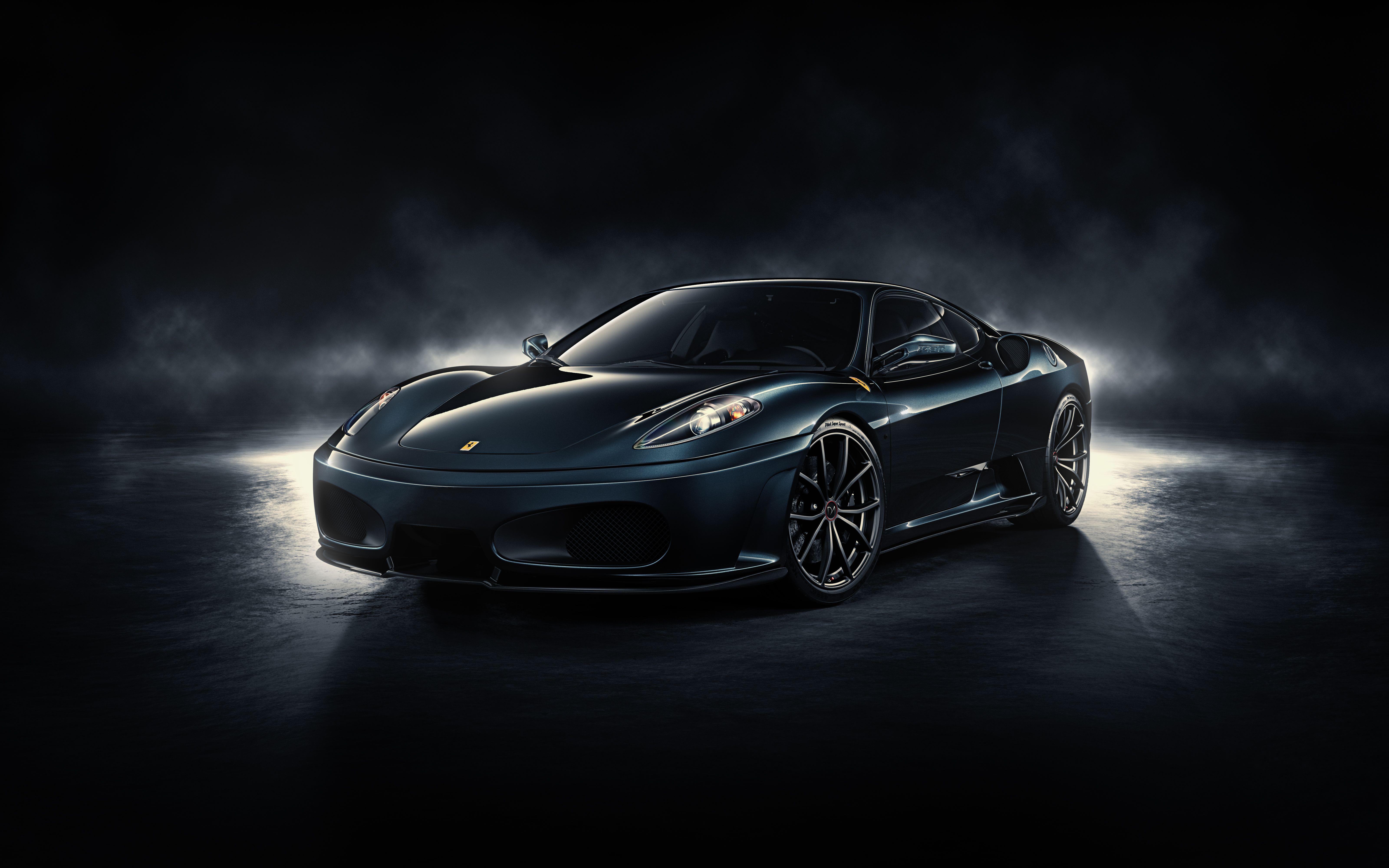 Ferrari f430 Black Wallpapers Images Photos Pictures ...