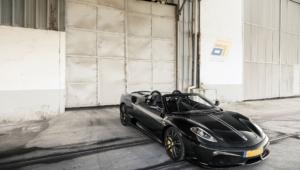 Ferrari F430 Tuning Background