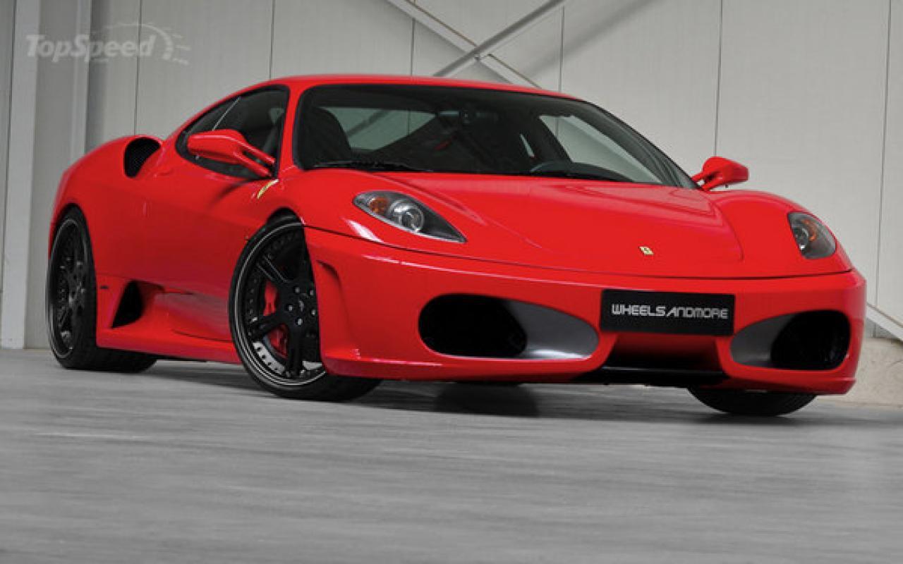 Ferrari f430 Tuning