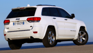 Jeep Grand Cherokee Background