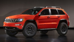 Jeep Grand Cherokee High Definition