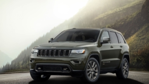 Jeep Grand Cherokee High Definition Wallpapers