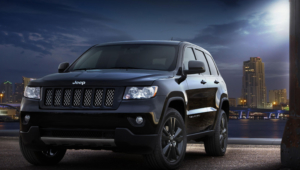 Jeep Grand Cherokee For Desktop Background