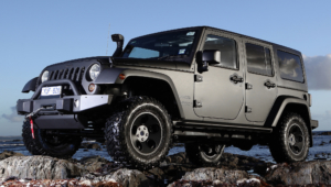 Jeep Wrangler Background
