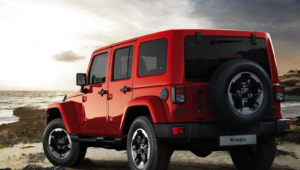 Jeep Wrangler For Desktop