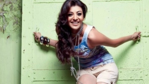 Kajal Aggarwal Computer Backgrounds