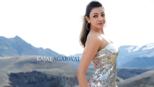 Kajal Aggarwal Desktop Wallpaper