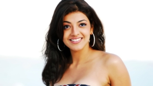 Kajal Aggarwal For Desktop Background
