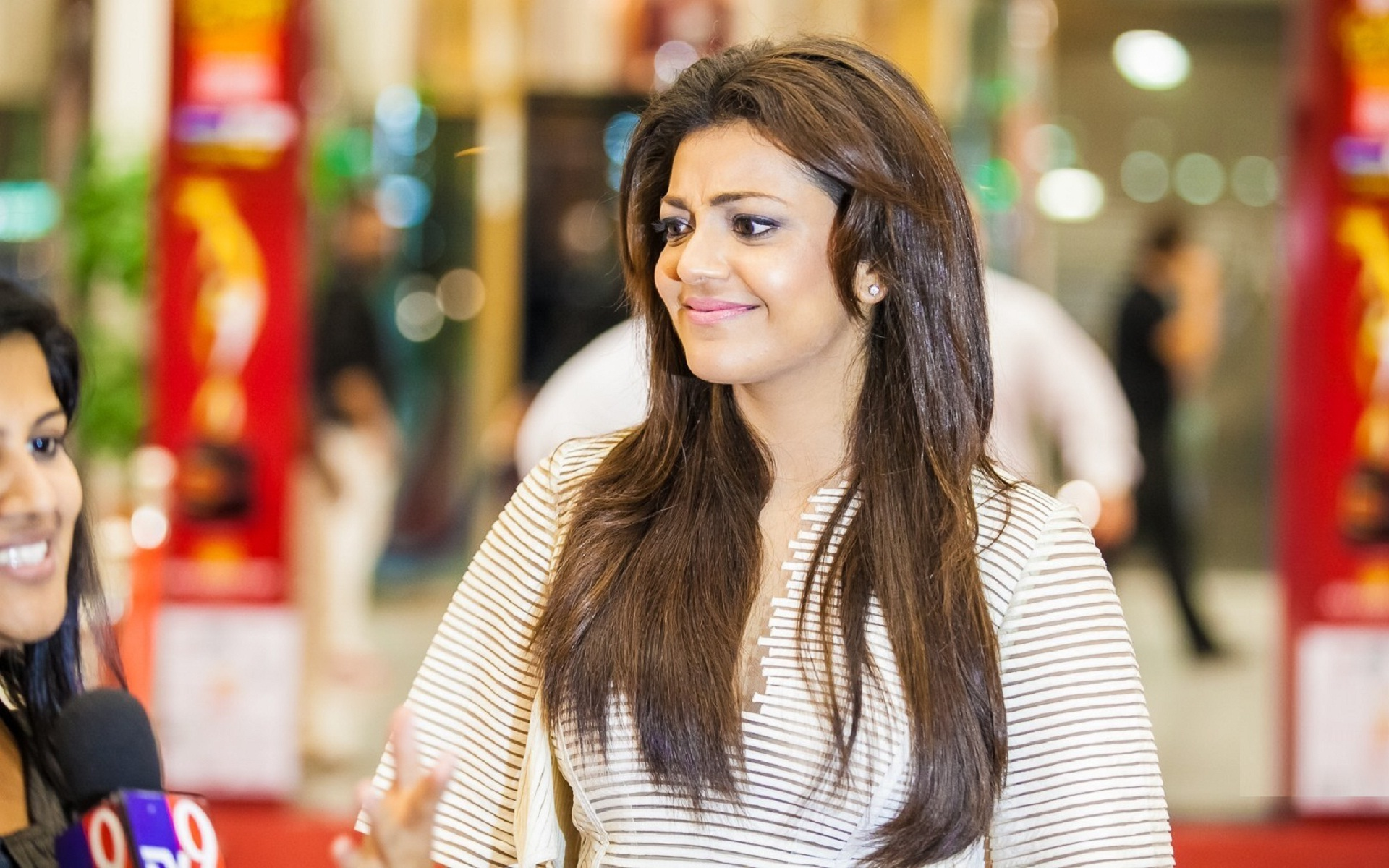 Kajal Aggarwal Wallpapers Images Photos Pictures Backgrounds