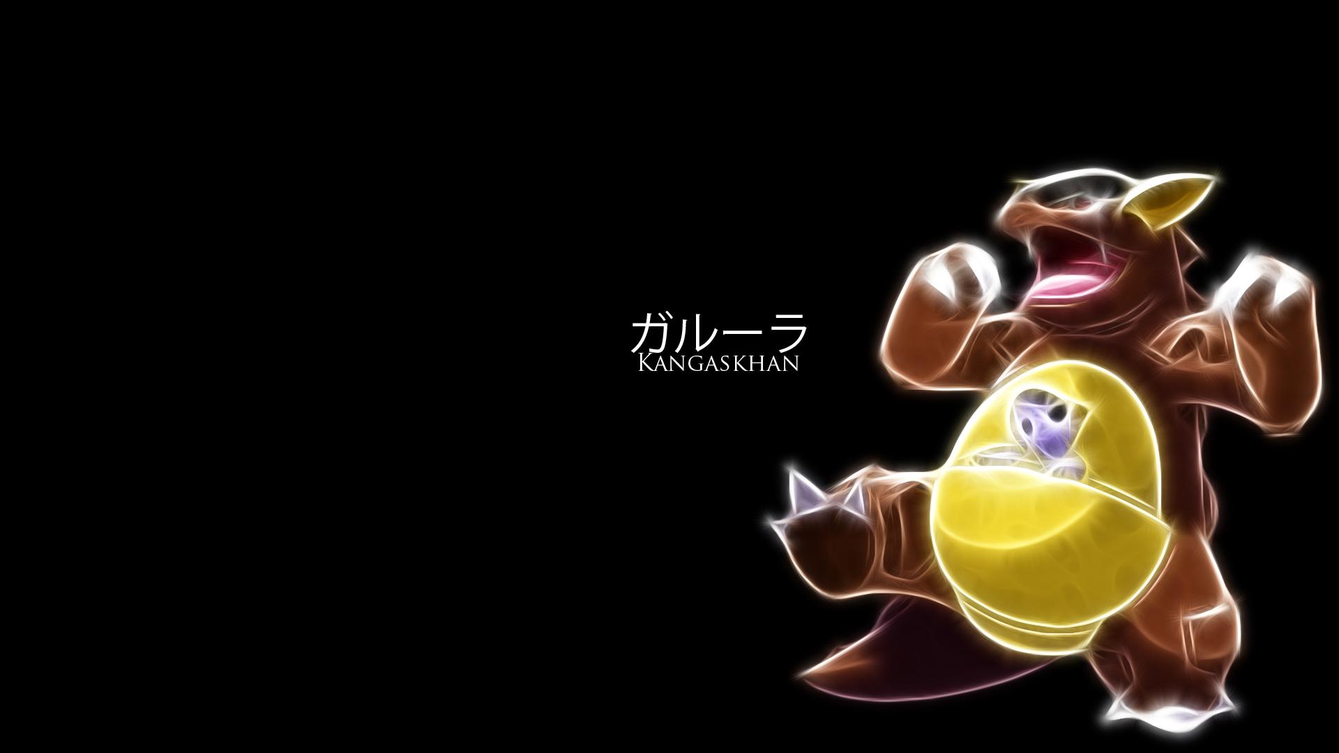 Pokemon Kangaskhan Girl Images