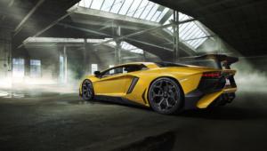 Lamborghini Aventador 6509