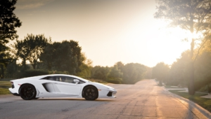 Lamborghini Aventador Desktop