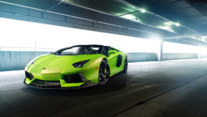 Lamborghini Aventador Desktop Wallpaper