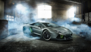 Lamborghini Aventador High Definition