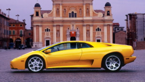 Lamborghini Diablo High Definition Wallpapers