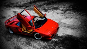 Lamborghini Diablo High Quality Wallpapers