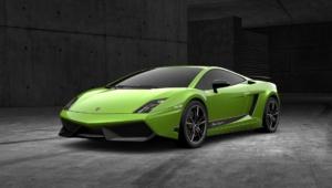 Lamborghini Gallardo 4K