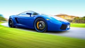 Lamborghini Gallardo HD Desktop