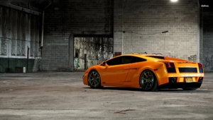 Lamborghini Gallardo Widescreen