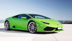 Lamborghini Huracan Widescreen