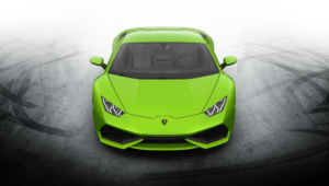 Lamborghini Huracan For Desktop