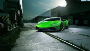 Lamborghini Huracan For Desktop Background