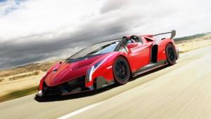 Lamborghini Veneno Background
