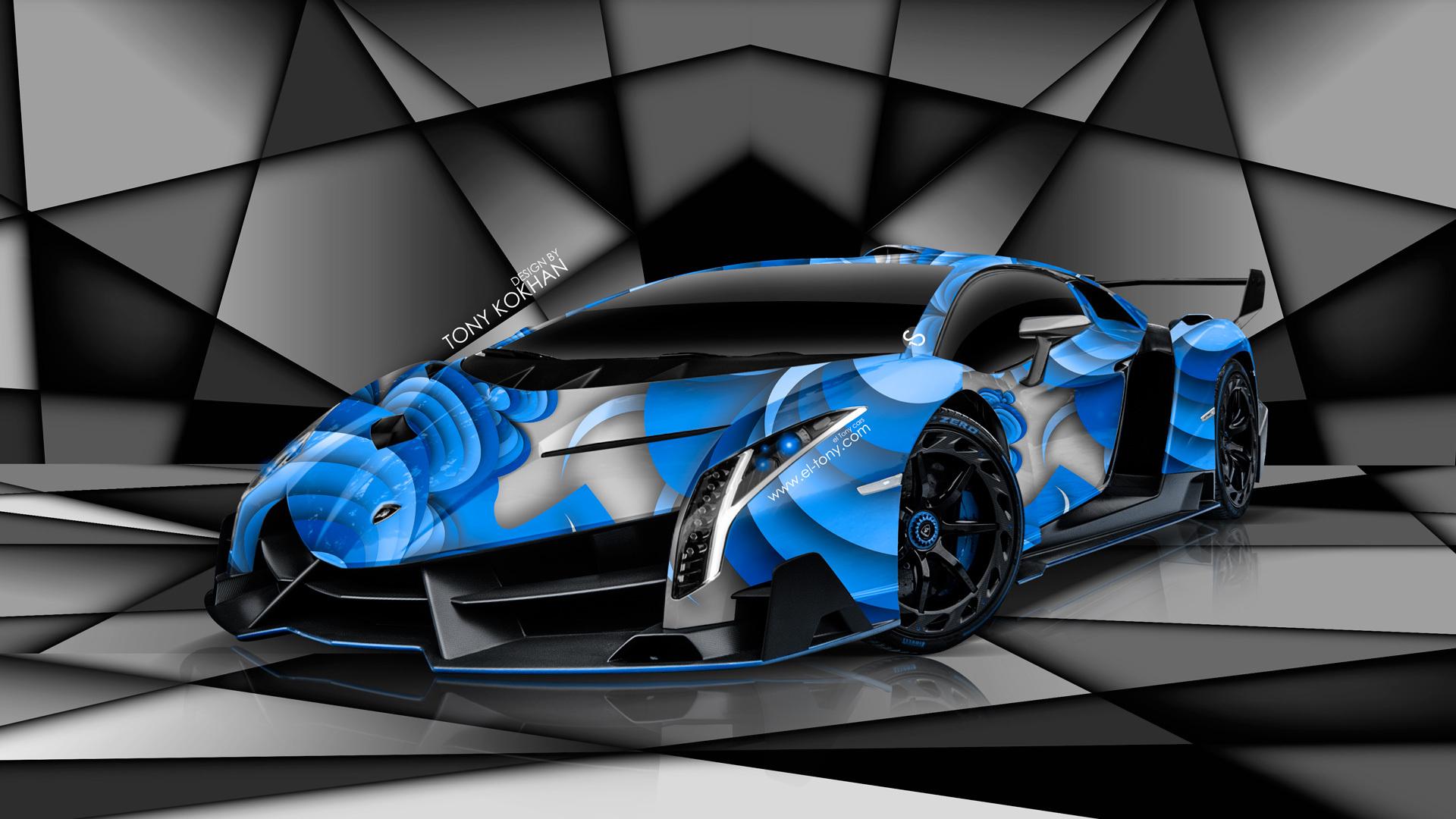 Lamborghini Veneno High Definition Wallpapers