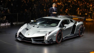 Lamborghini Veneno Images