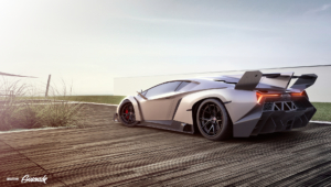 Lamborghini Veneno For Desktop