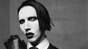 Marilyn Manson HD Desktop