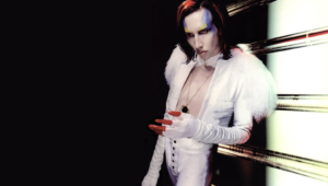Marilyn Manson HD Wallpaper