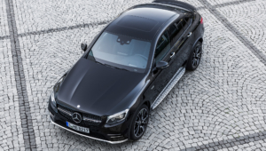 Mercedes AMG GLC 43 Coupe High Quality Wallpapers
