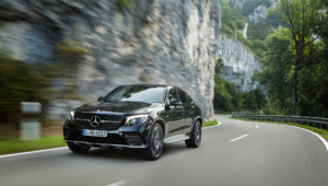 Mercedes AMG GLC 43 Coupe Wallpapers