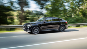 Mercedes AMG GLC 43 Coupe Wallpapers HD