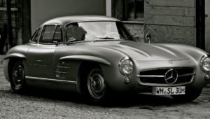 Mercedes Benz 300 SL Desktop