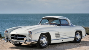 Mercedes Benz 300 SL HD