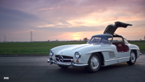 Mercedes Benz 300 SL HD Desktop