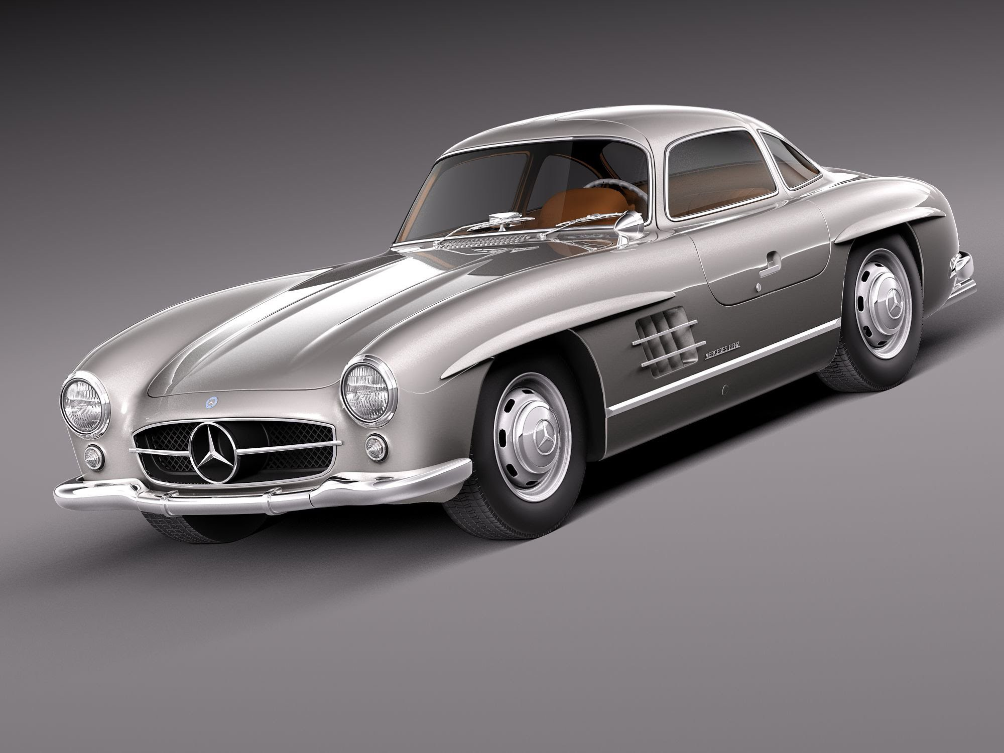 Mercedes-Benz 300 SL Wallpapers Images Photos Pictures ...