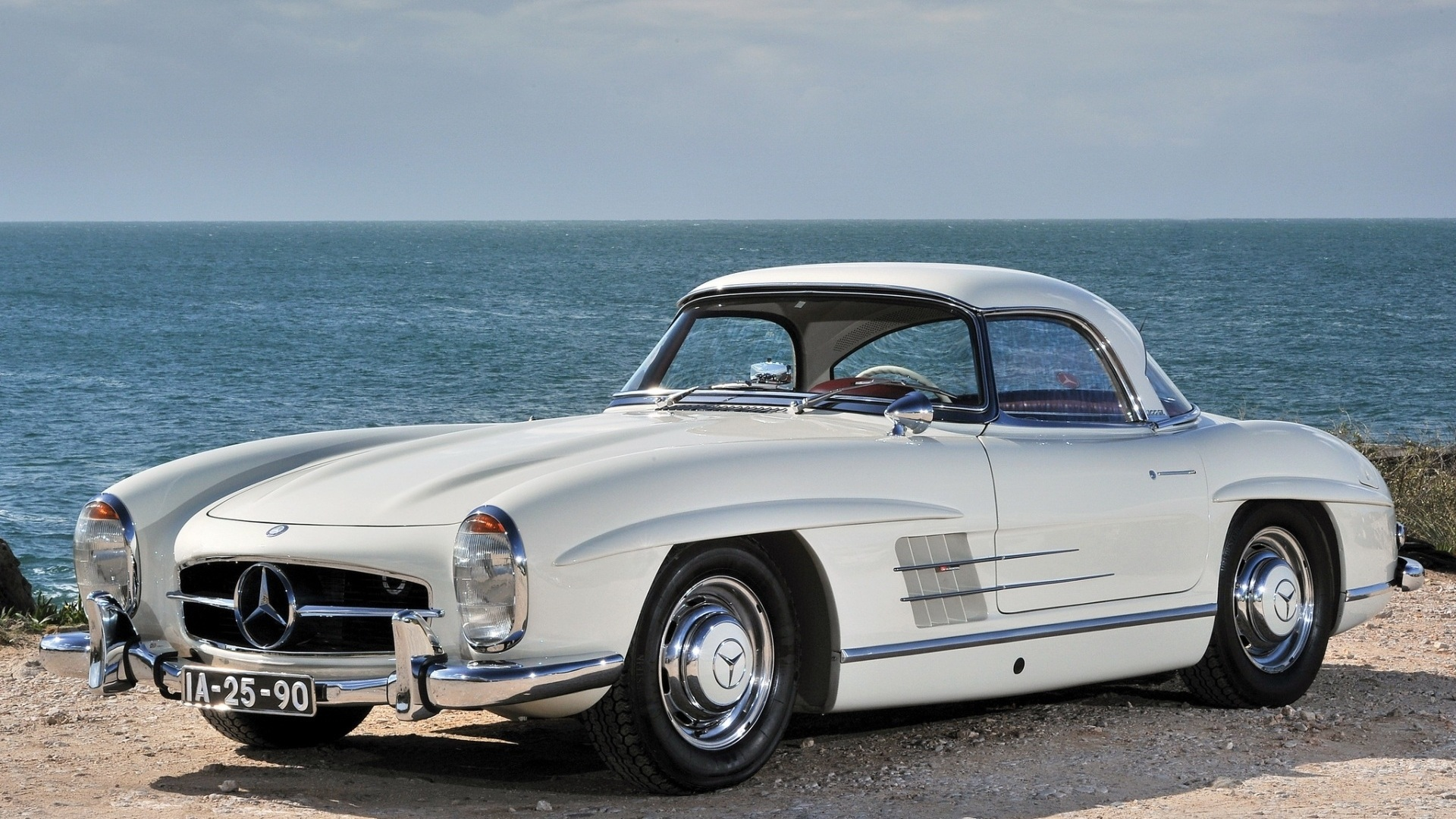 mercedes benz 300 sl wallpapers images photos pictures