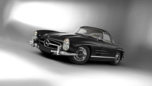 Mercedes Benz 300 SL High Definition Wallpapers