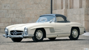 Mercedes Benz 300 SL High Quality Wallpapers