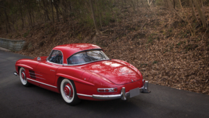 Mercedes Benz 300 SL Photos
