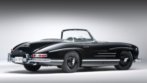 Mercedes Benz 300 SL Pictures
