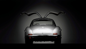 Mercedes Benz 300 SL Wallpaper