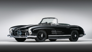 Mercedes Benz 300 SL Wallpapers
