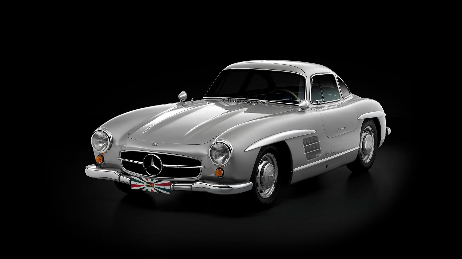 Mercedes Benz 300 Sl Wallpapers Hd
