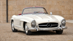 Mercedes Benz 300 SL Widescreen