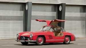 Mercedes Benz 300 SL For Desktop